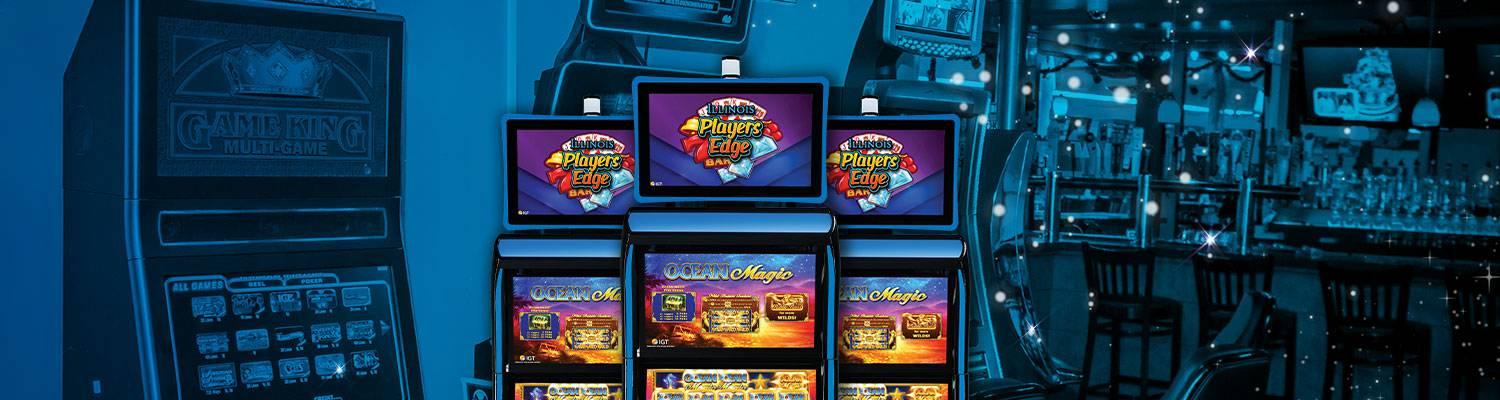 Electronic Video Game Machines